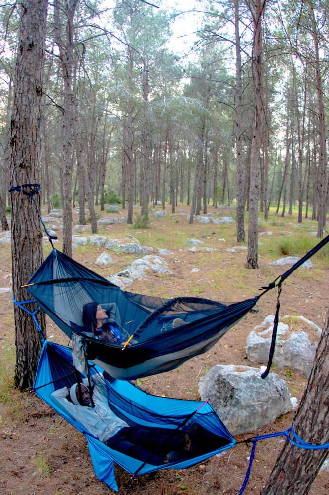 Crua Koala Haengematter Camping