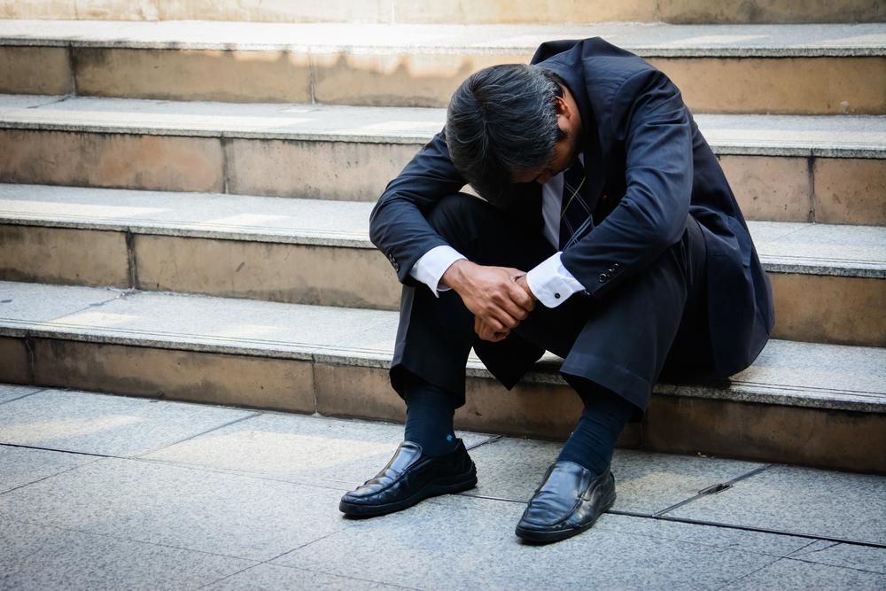 Karriereknick: Scheitern als Chance