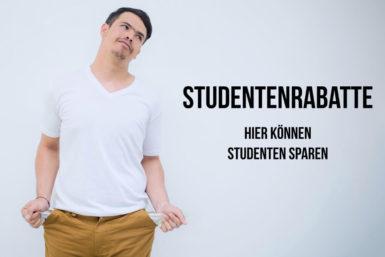 Studentenrabatte: Die besten Spartipps für Studenten