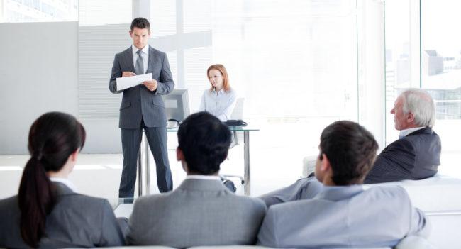 Besprechung: So wird das Treffen zum Erfolg