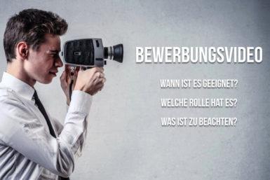 Bewerbungsvideo: Informationen und Tipps