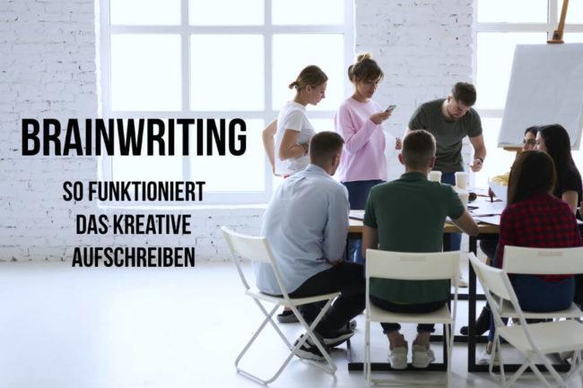 Brainwriting: Kreative Ideen aufschreiben