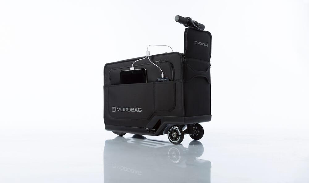 Modobag Koffer Fahren