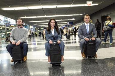 Modobag: Der fahrende Koffer