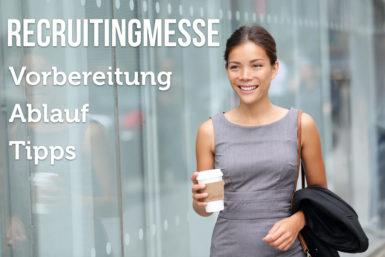 Recruitingmesse: Wie Sie zum Job finden