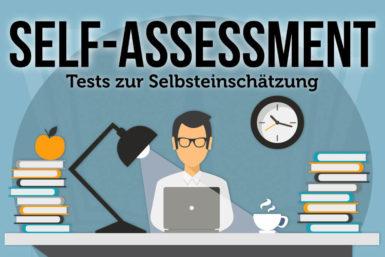 Self-Assessment: So orientieren Sie sich