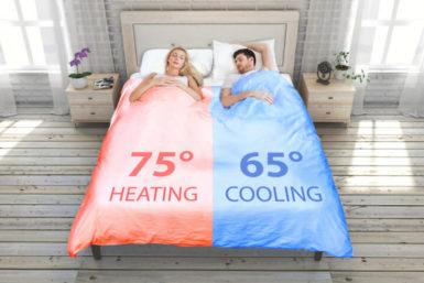 Smartduvet: Die schlaue Bettdecke