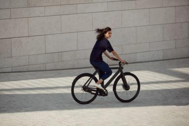 Van Moof Bike: Das Rad mit Turbo-Knopf