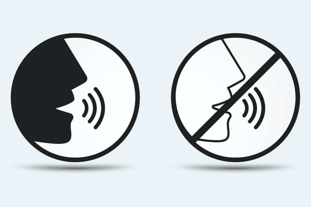 Zu-viel-Reden-Redeverbot