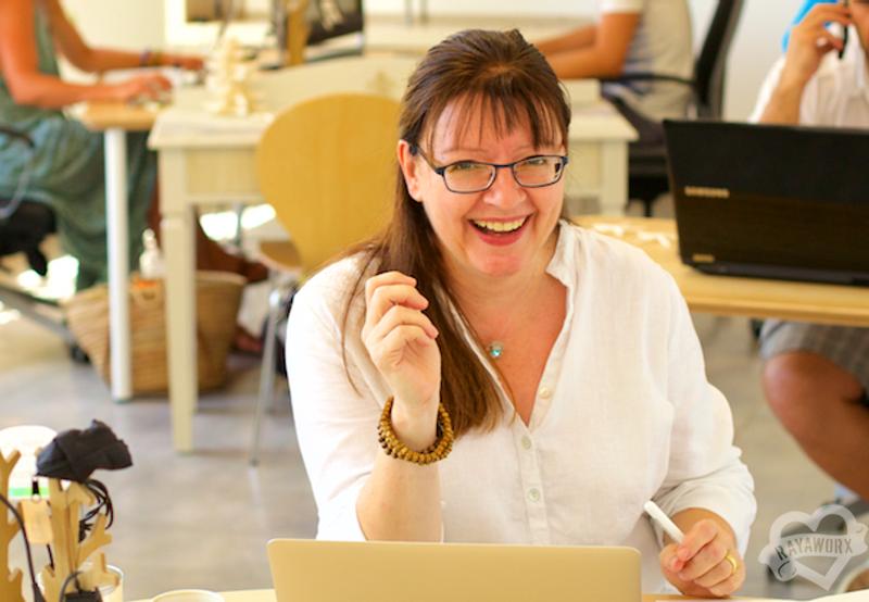 Coworking auf Mallorca Doris Schuppe Rayaworx