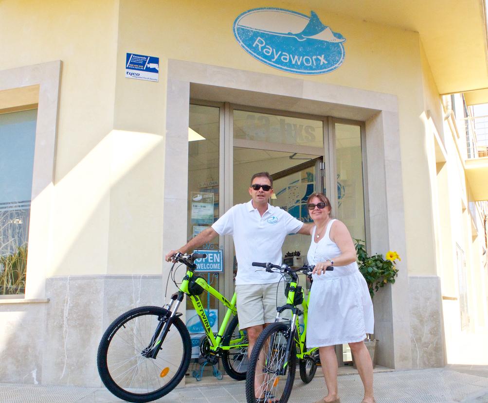 Coworking auf Mallorca Rayaworx Doris Schuppe Auswandern Spanien