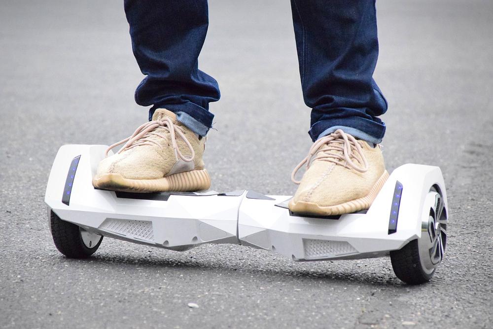 Alienboard Hoverboard Bluetooth Testbericht