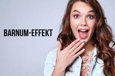Barnum-Effekt: Warum glauben wir Aussagen über uns?