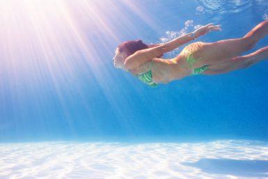 Schwimmen: Macht glücklich und intelligenter
