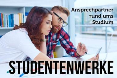 Studentenwerke: Ansprechpartner rund ums Studium