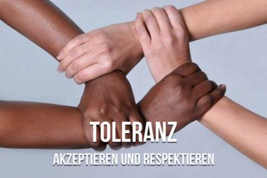 Toleranz: Definition, Beispiele, Tipps