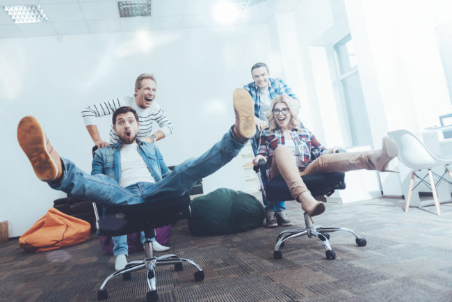 Work-Fun-Balance: So stellen Sie sie her