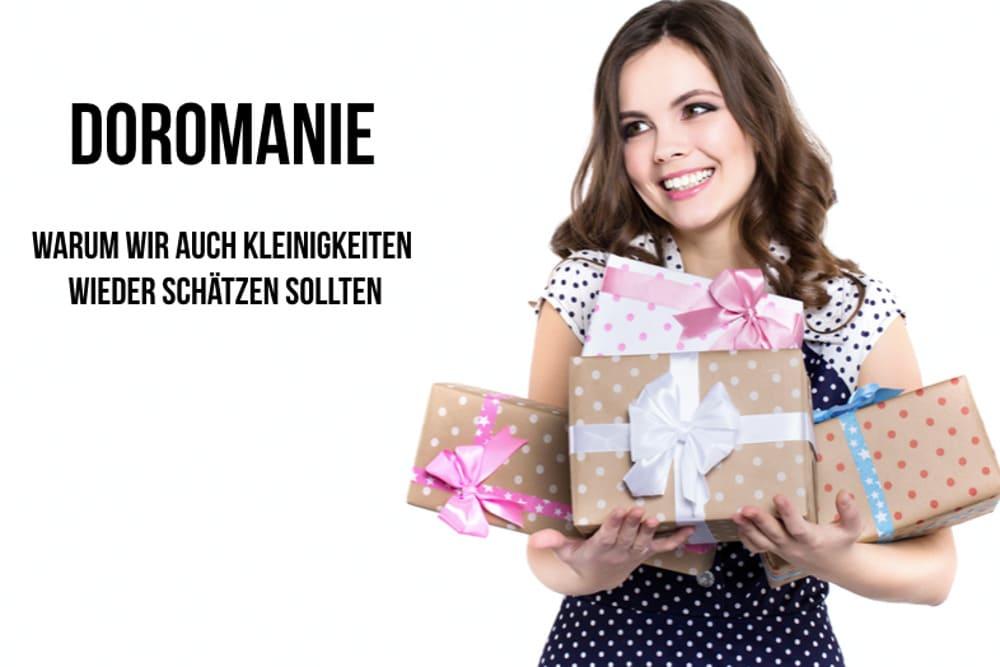 Doromanie: Wenn schenken zur Sucht wird