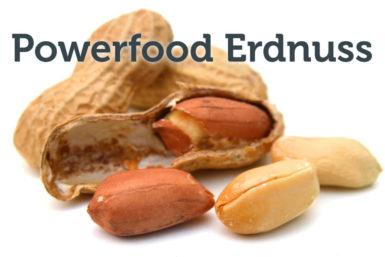 Erdnüsse: Knackige Powerpakete fürs Büro