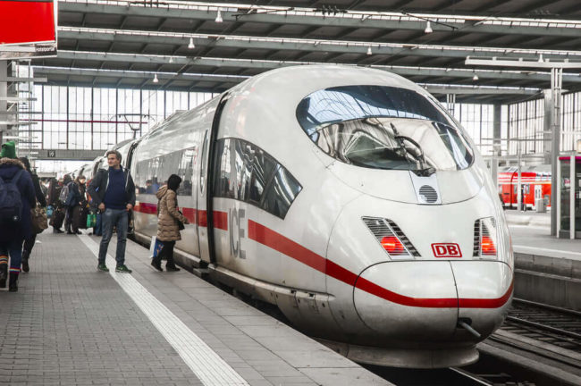 Deutsche Bahn Karriere Bewerbung Einstieg Jobs Karrierebibelde