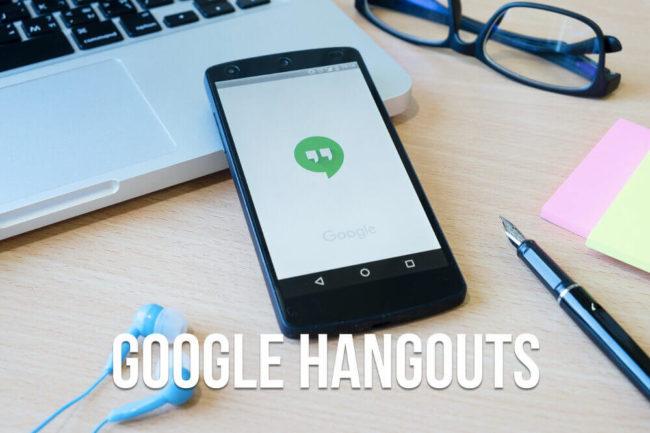 Hangouts: Alles, was Sie wissen müssen