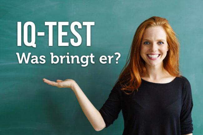 IQ Test: Wie finden Sie Ihren IQ heraus? | karrierebibel.de