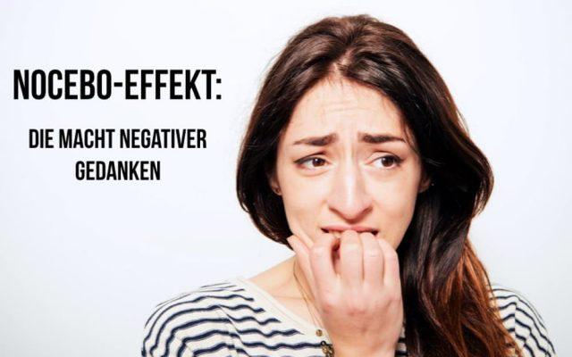 Nocebo Effekt Definition Tod Placebo Unterschied