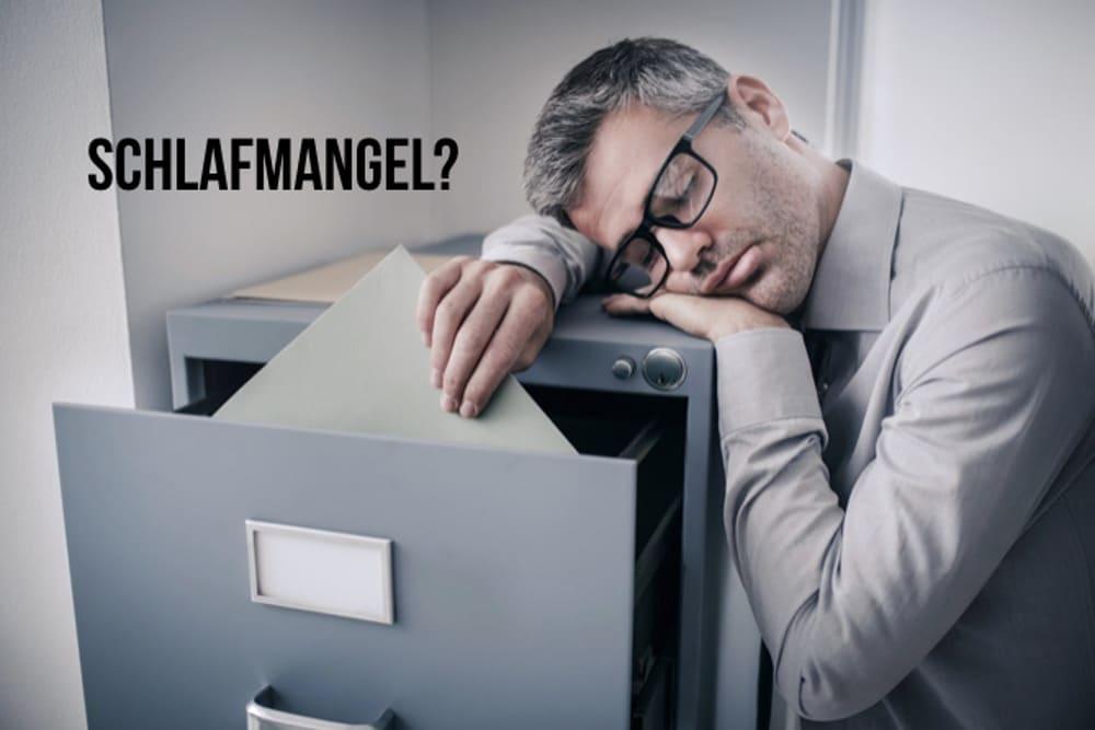 Schlafmangel: Auswirkungen, Ursachen, Tipps