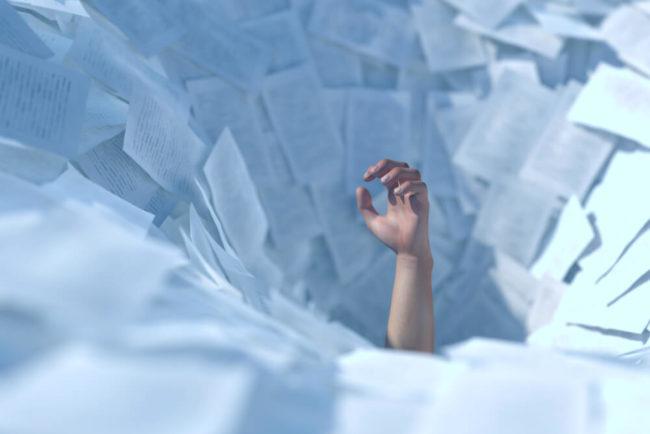 Sisyphusarbeit: So beenden Sie sie