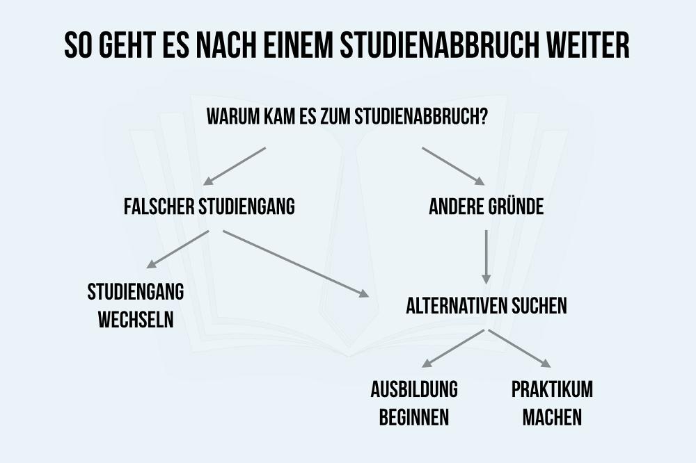 Studienabbruch Gruende Und Dann Grafik Tipps