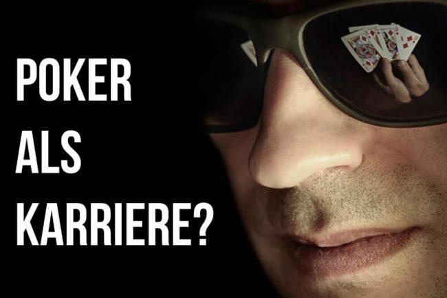 Berufsspieler: Glücksspiel als Karriere?