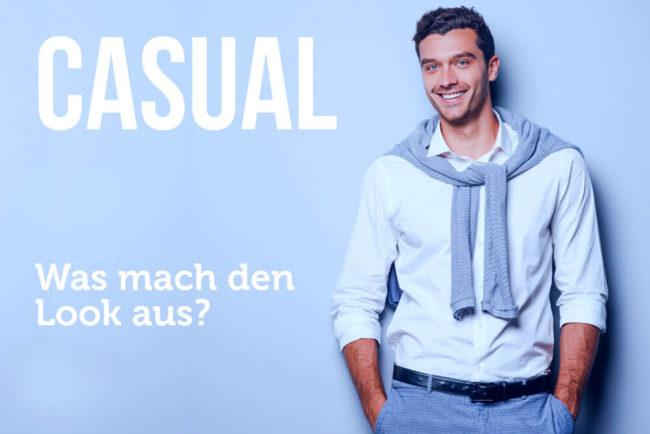 Casual: Die wichtigsten Regeln für den Dresscode