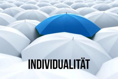 Individualität: Anders oder angepasst?