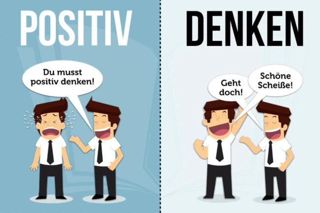 Positiv denken: 7 Tipps für mehr Optimismus