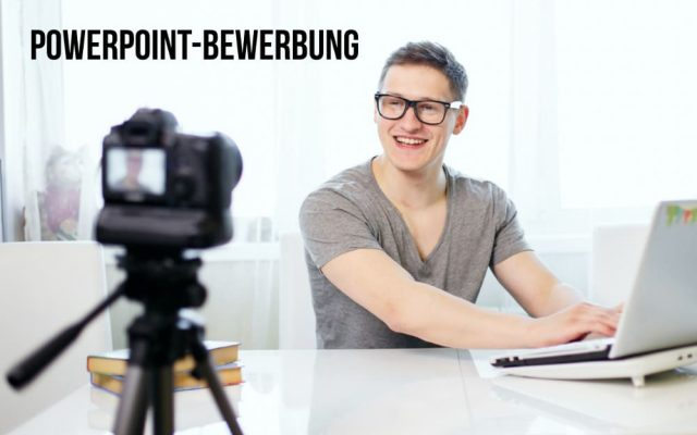 Powerpoint Bewerbung Selbstpraesentation Vorlage kostenlos Bewerbungsvorlagen Vorstellung der eigenen Person