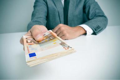 Einstiegsgehalt: Wer verdient was?