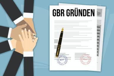 GbR gründen: Start in die Selbstständigkeit