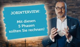 Video Vorschau Jobinterview 5 Phasen Vorbereiten