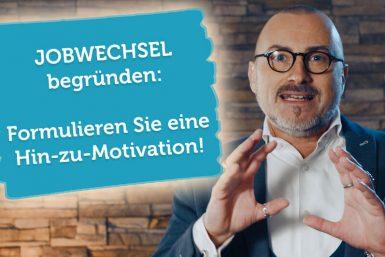 Jobwechsel Grund: Haben Sie eine Hin-zu-Motivation?