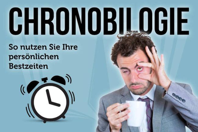 Chronobiologie: Wie Sie Ihre innere Uhr nutzen