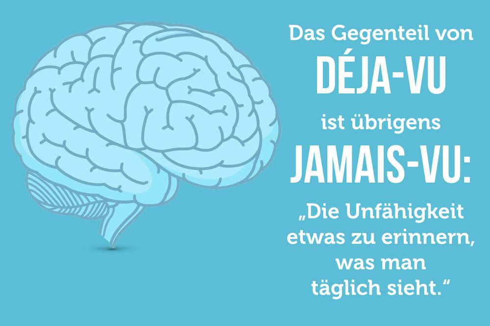 Jamais Vu Gegenteil Deja Vu Definition Psychologie