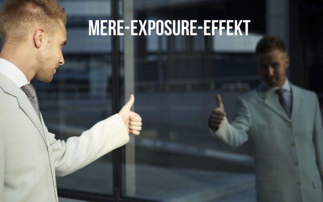 Mere Exposure Effekt Effect Definition Aussprache Spiegel Marketing Experiment Uebersetzung Ernaehrung Zajonc