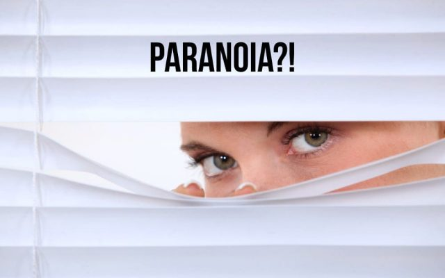 Paranoia Krankheit Definition Verfolgungswahn Erfolg