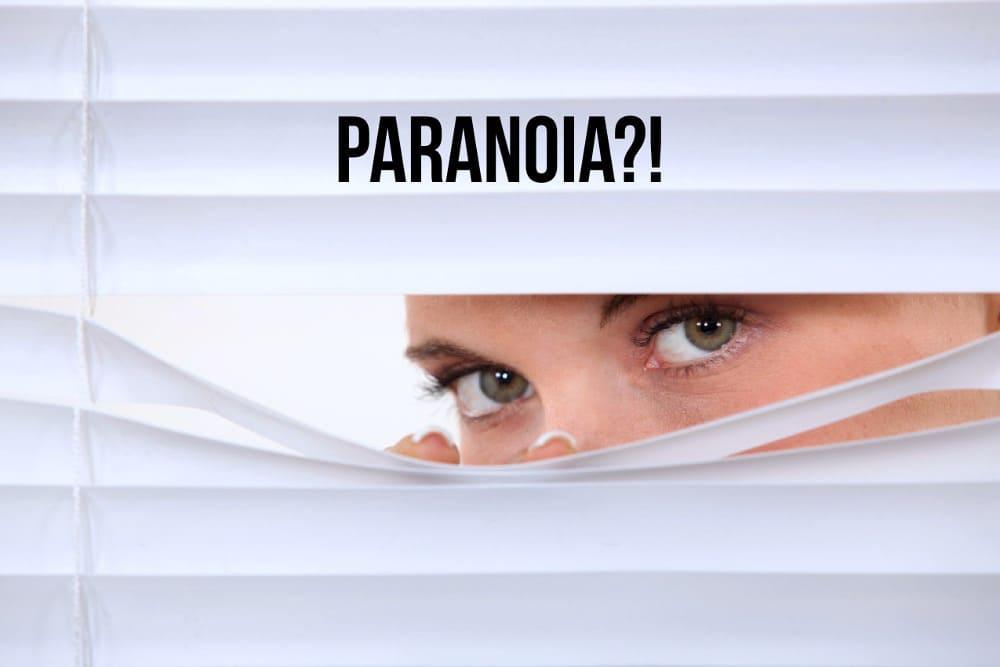 Paranoia: Laut Studie eine Erfolgseigenschaft