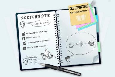 Sketchnotes: Lernen für Einsteiger