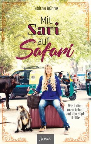 Tabitha Buehne Mit Sari auf Safari Buch Cover