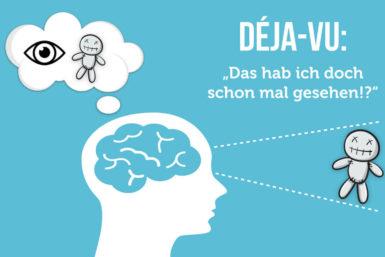 Déjà-vu: Wie uns das Gehirn einen Streich spielt