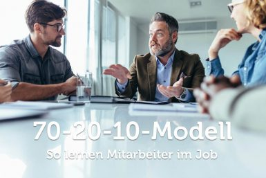 70-20-10-Modell: So gelingt das Lernen im Job