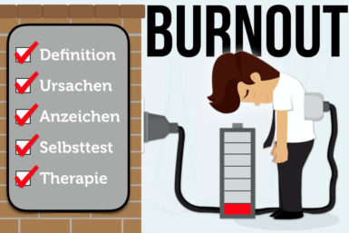 Burnout: Ursachen, Symptome, Test, Behandlung