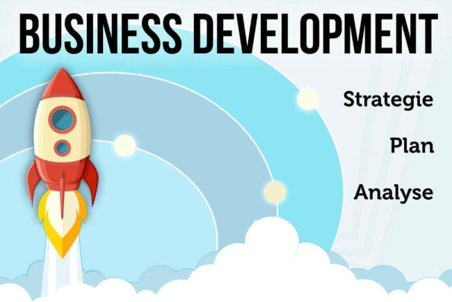 Business Development: Manager-Aufgaben, Job, Gehalt